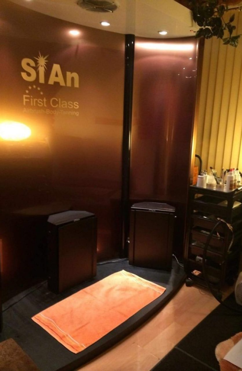 SiAn Airbrush Tanning Studio